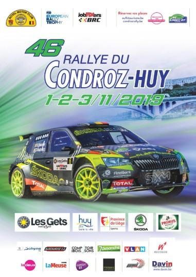"""Afbeeldingsresultaat voor condroz rally 2019 """"affiche"""""""